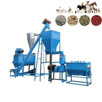 Automatic Animal Feed Pellet Floating Fish Feed Production Line
