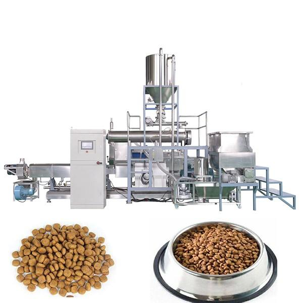 Floating Fish Feed Pellet Making Machine Aquatic Fish Food Production Line Feed Extruder