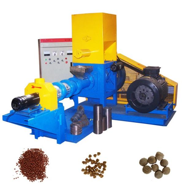 Cattle Chicken Livestock Fish Poultry Pig Animal Feed Pellet Mill Feed Pelleting Making Feed Machine