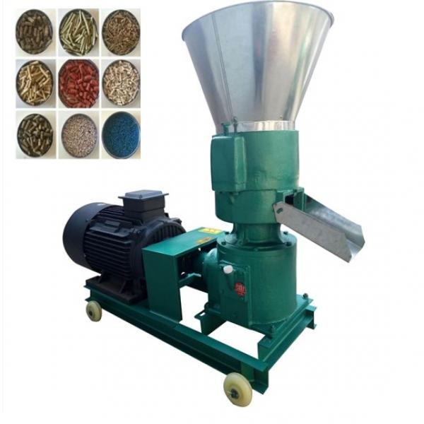 China Manufacture Chicken Cattle Livestock Fish Poultry Pig Animal Feed Pellet Mill Feed Pellet Making Machine