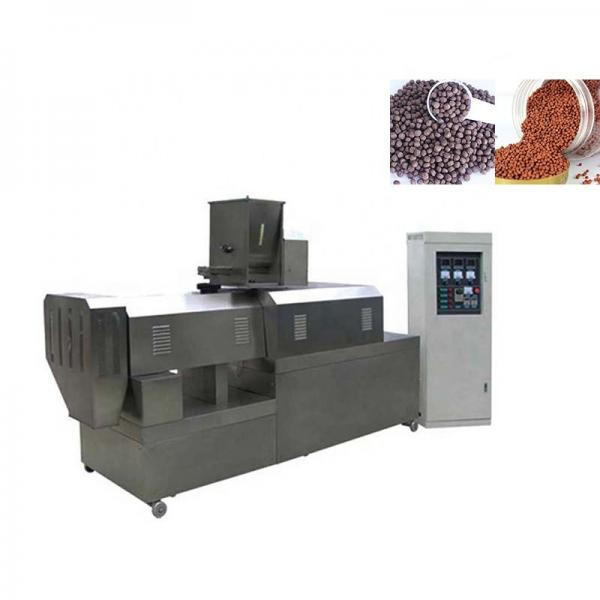 Poultry Feed Manufacturing Yellow Corn Fish Feed Pellet Machine for Animal Feed