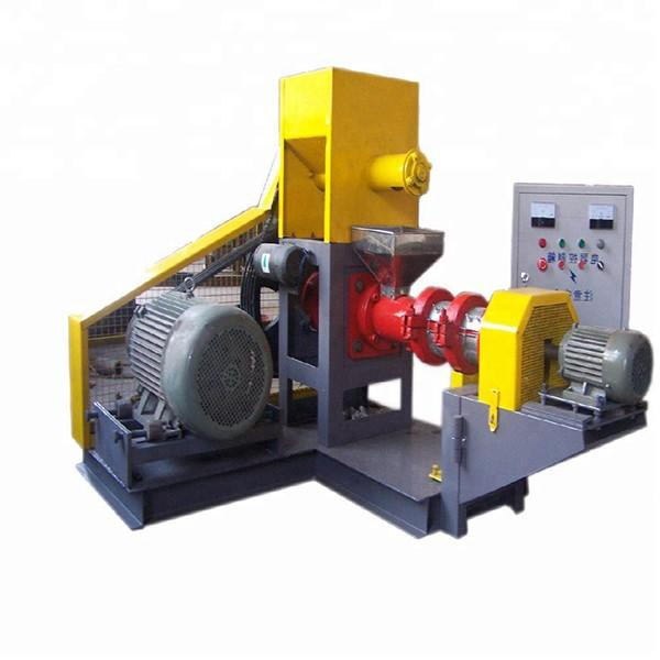 Hot Feed Rubber Extruder with Ce ISO9001