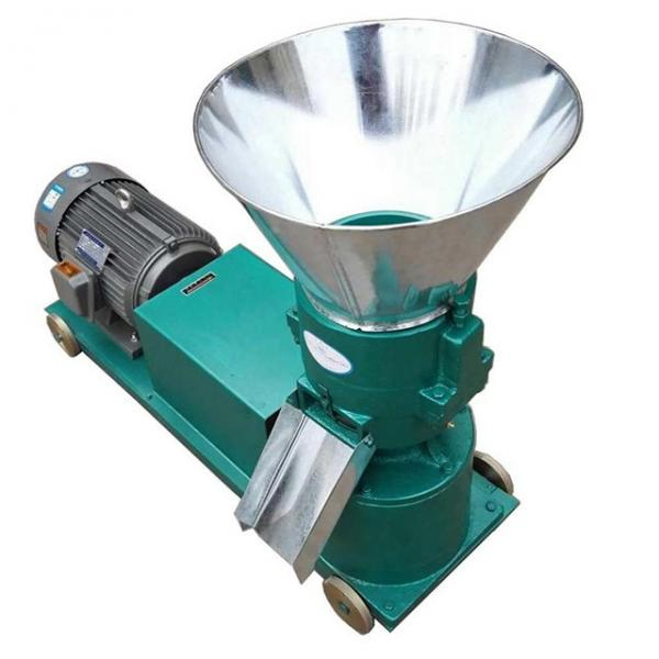 China twin screw extruder fish feed floating fish feed extruder
