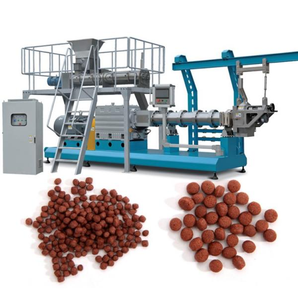 Fish Feed Line / Floating Fish Feed Extruder Manufacturer