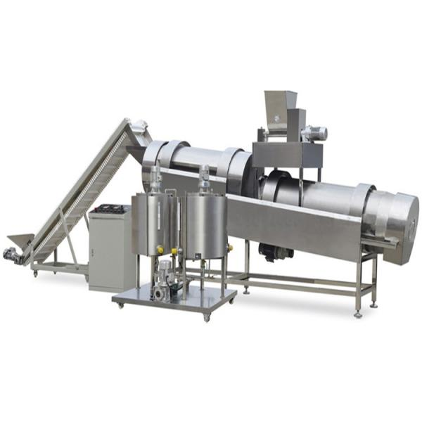 Professional Manufacturer Small Floating Fish Feed Pellet Extruder Machine Price