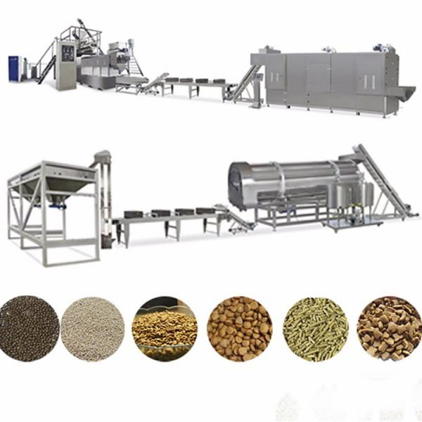 Hot Selling Floating Fish Feed Extruder Machine Pellet Processing Machine