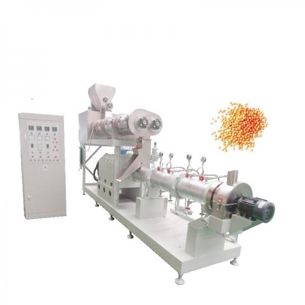 High Protein Aquatic Feed Pellet Plant Dry Type Fish Feed Extruder Equipment Freshwater Fish Food Bulking Equipment